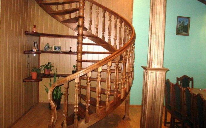 Лестницы в домах своими руками