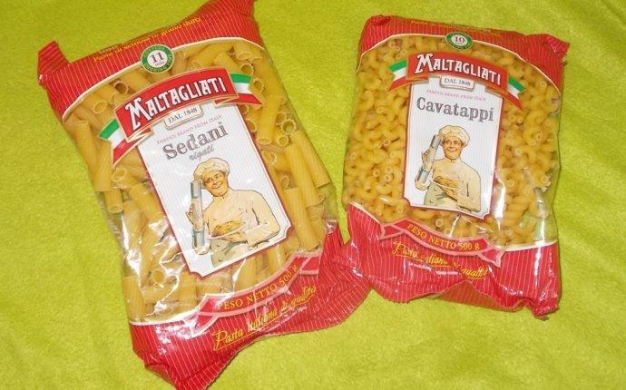 Макаронные изделия Maltagliati