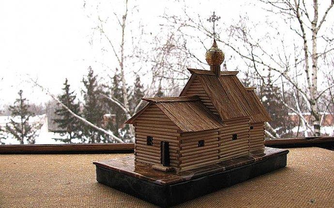Церковь Лазаревская XIV в. из