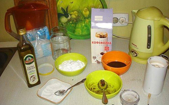 Рецепты натуральной зубной